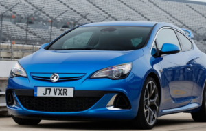 Vauxhall Corsa VXR Background