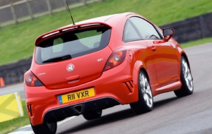 Vauxhall Corsa VXR HD Wallpaper