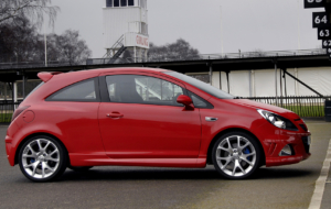 Vauxhall Corsa VXR High Definition