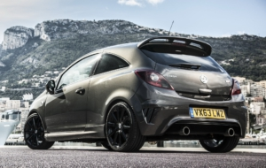 Vauxhall Corsa VXR Wallpapers