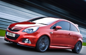 Vauxhall Corsa VXR Wallpapers HD
