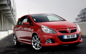 Vauxhall Corsa VXR For Desktop