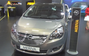 Vauxhall Meriva 2017 High Quality Wallpapers