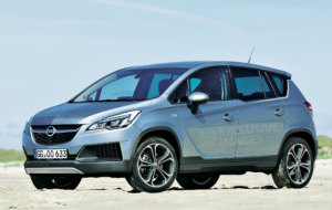 Vauxhall Meriva 2017 Photos