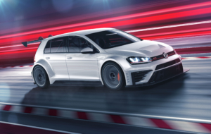 Volkswagen Golf 2017 HD Wallpaper