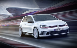 Volkswagen Golf 2017 Wallpaper
