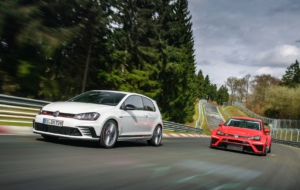 Volkswagen Golf 2017 Wallpapers HD