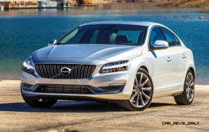 Volvo V60 2017 Wallpapers