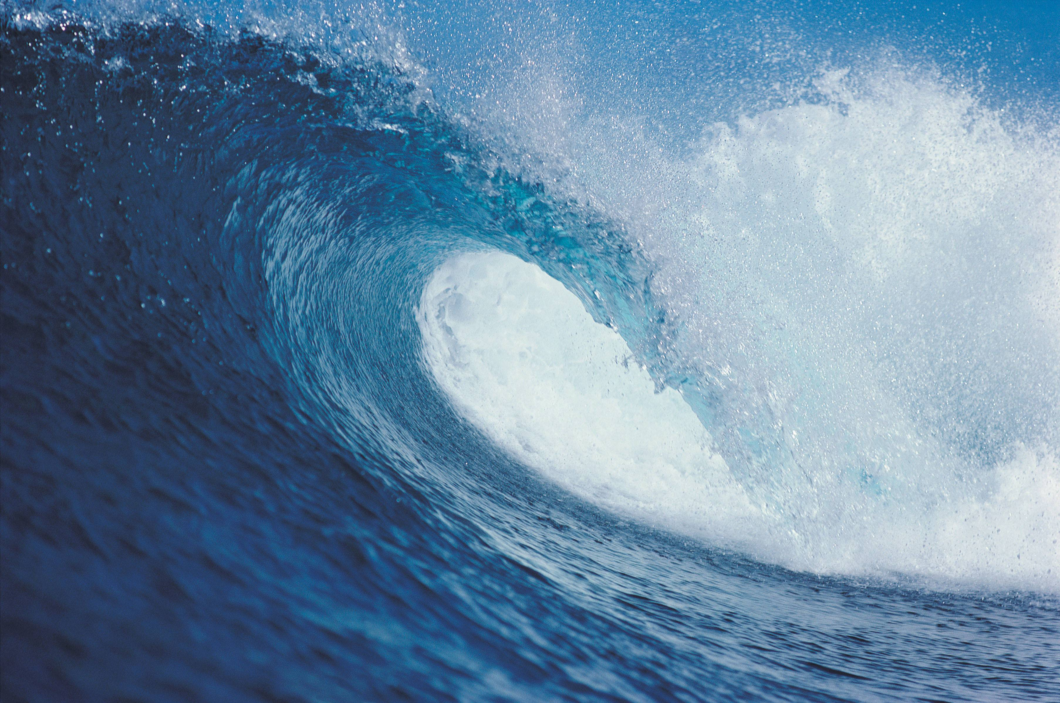 Wave Wallpaper High Resolution Waves HD Wallpapers