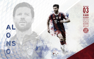 Xabi Alonso HD Wallpaper