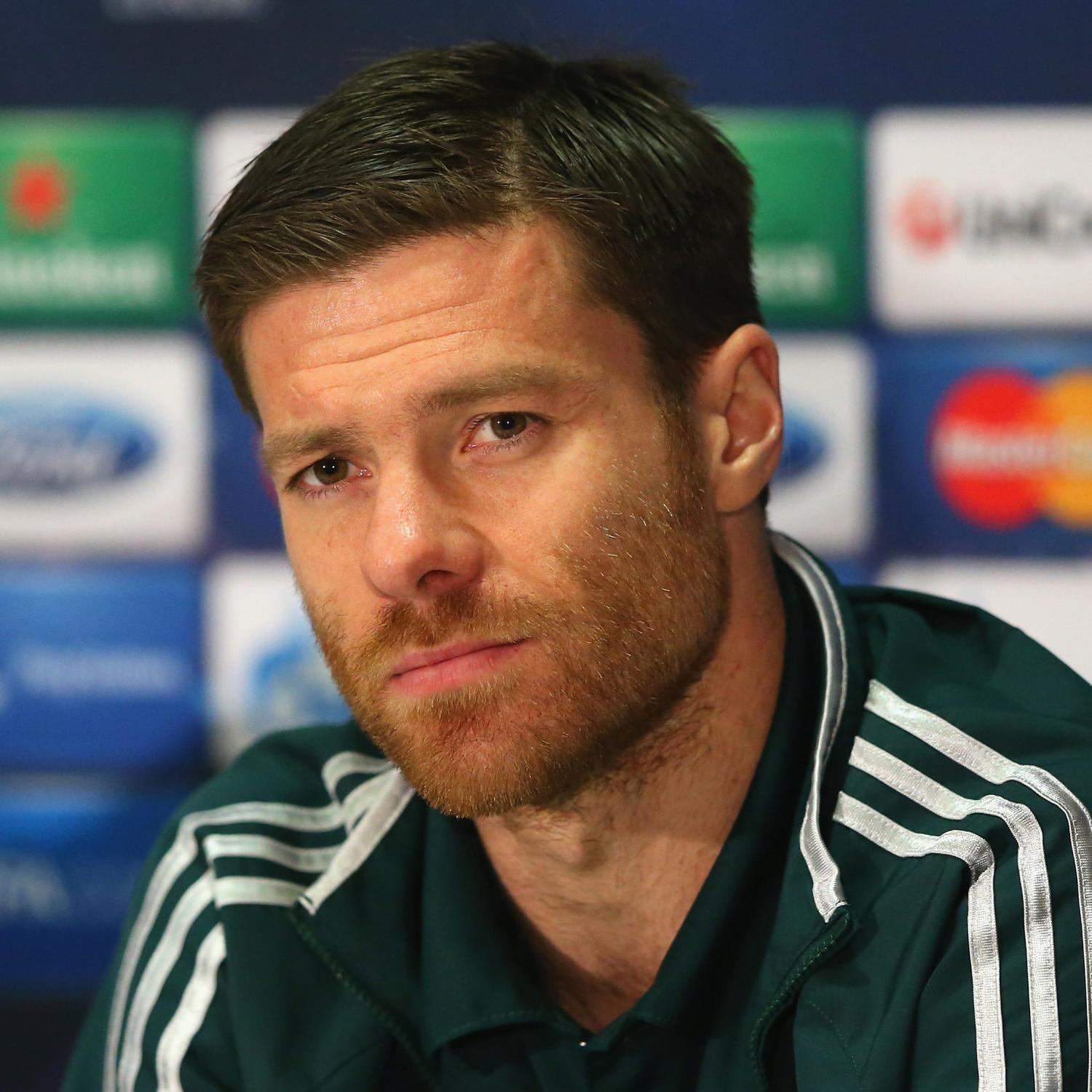 Xabi Alonso Spain Midfielder Player Profile & Pictures