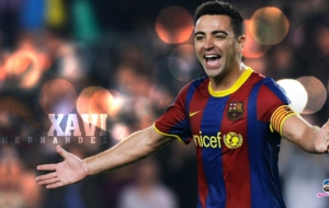 Xavi HD Background