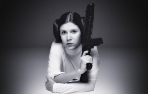 Carrie Fisher High Definition Wallpapers