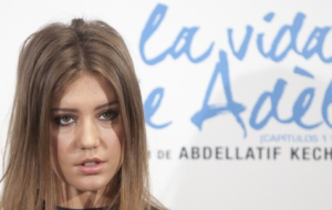 Adele Exarchopoulos Wallpapers HQ