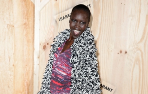 Alek Wek Computer Wallpaper