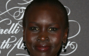 Alek Wek Widescreen
