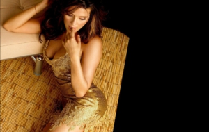 Alicia Machado Widescreen