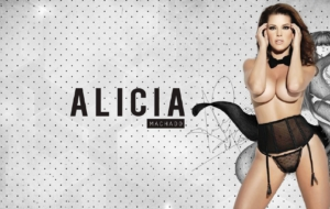 Alicia Machado For Desktop