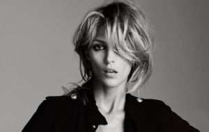 Anja Rubik HD Background