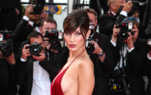 Bella Hadid HD Wallpaper