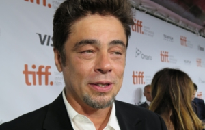Benicio Del Toro HD Background