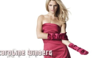 Caroline Winberg Background