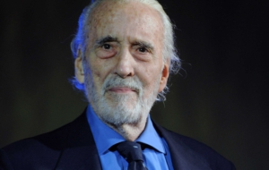 Christopher Lee HD Wallpaper