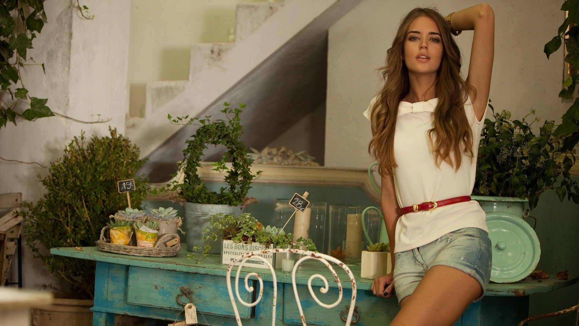 Clara Alonso Wallpapers Backgrounds