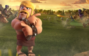 Clash Of Clans HD Desktop