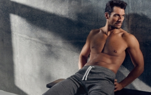 David Gandy Background