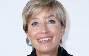 Emma Thompson 4K
