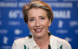 Emma Thompson HD Wallpaper