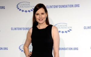 Geena Davis Background