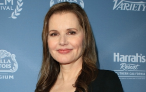 Geena Davis HD Background