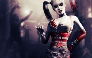 Harley Quinn HD Wallpaper