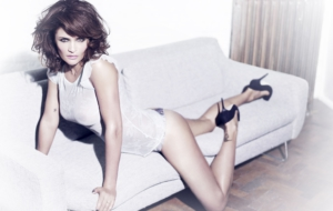 Helena Christensen Widescreen