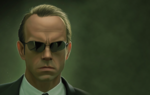 Hugo Weaving Widescreen