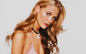 Jaime King HD Wallpaper
