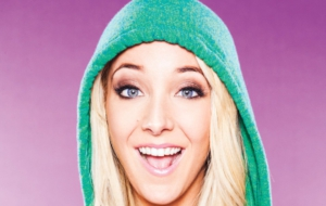 Jenna Marbles Widescreen