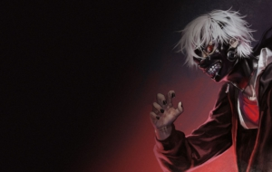 Kaneki Ken Background