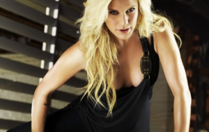 Katee Sackhoff Wallpaper For Laptop