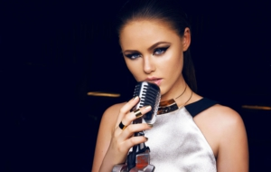 Kristina Bazan High Definition Wallpapers