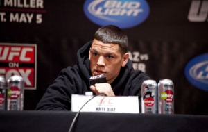 Nate Diaz Background