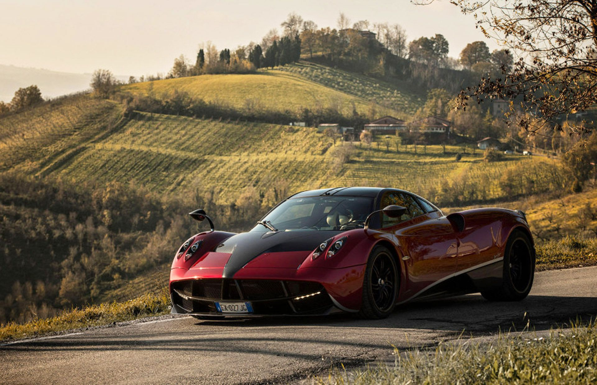 Pagani Huayra Bc Wallpapers Backgrounds