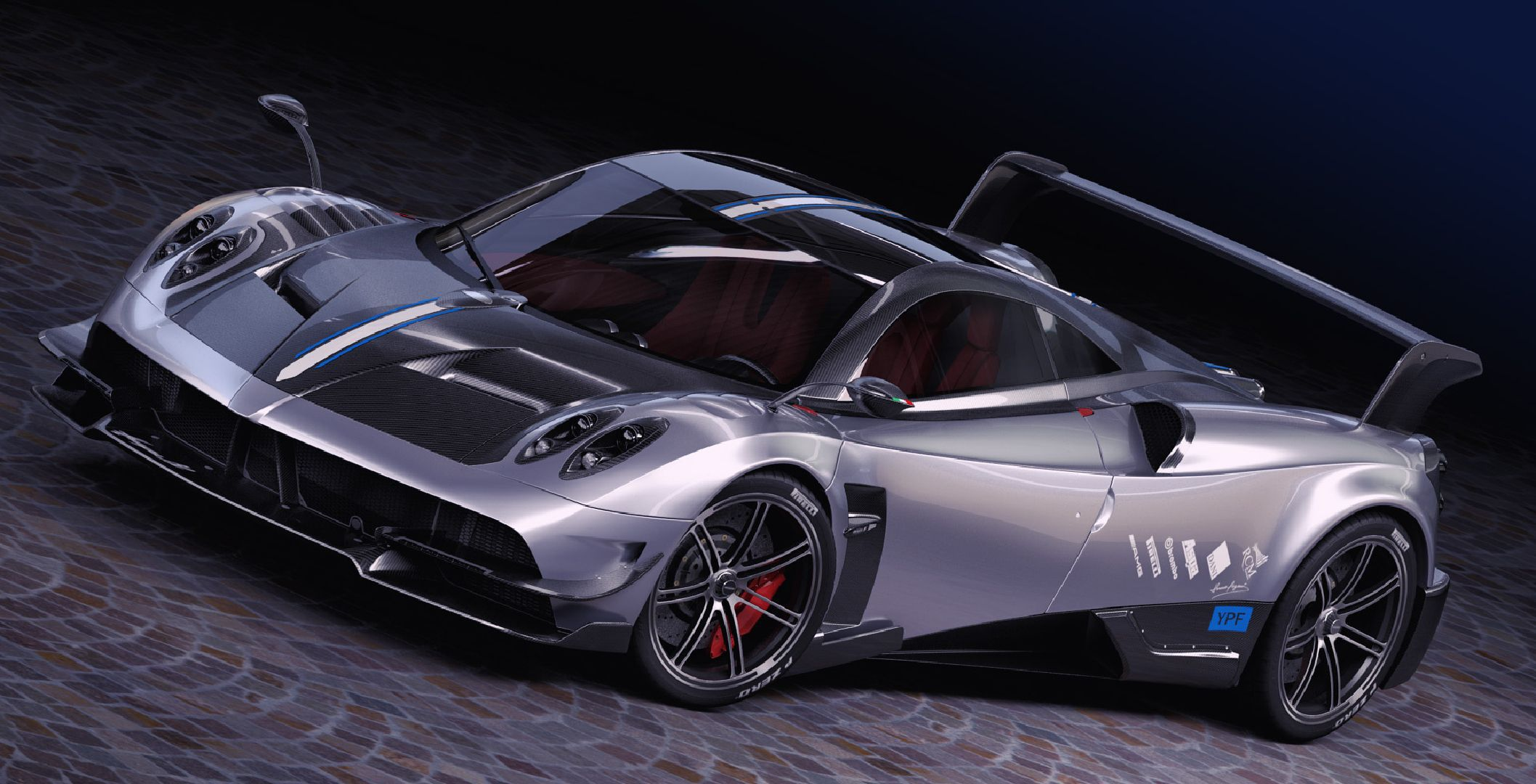 2016 Cadillac Suv >> Pagani Huayra bc Wallpapers Backgrounds