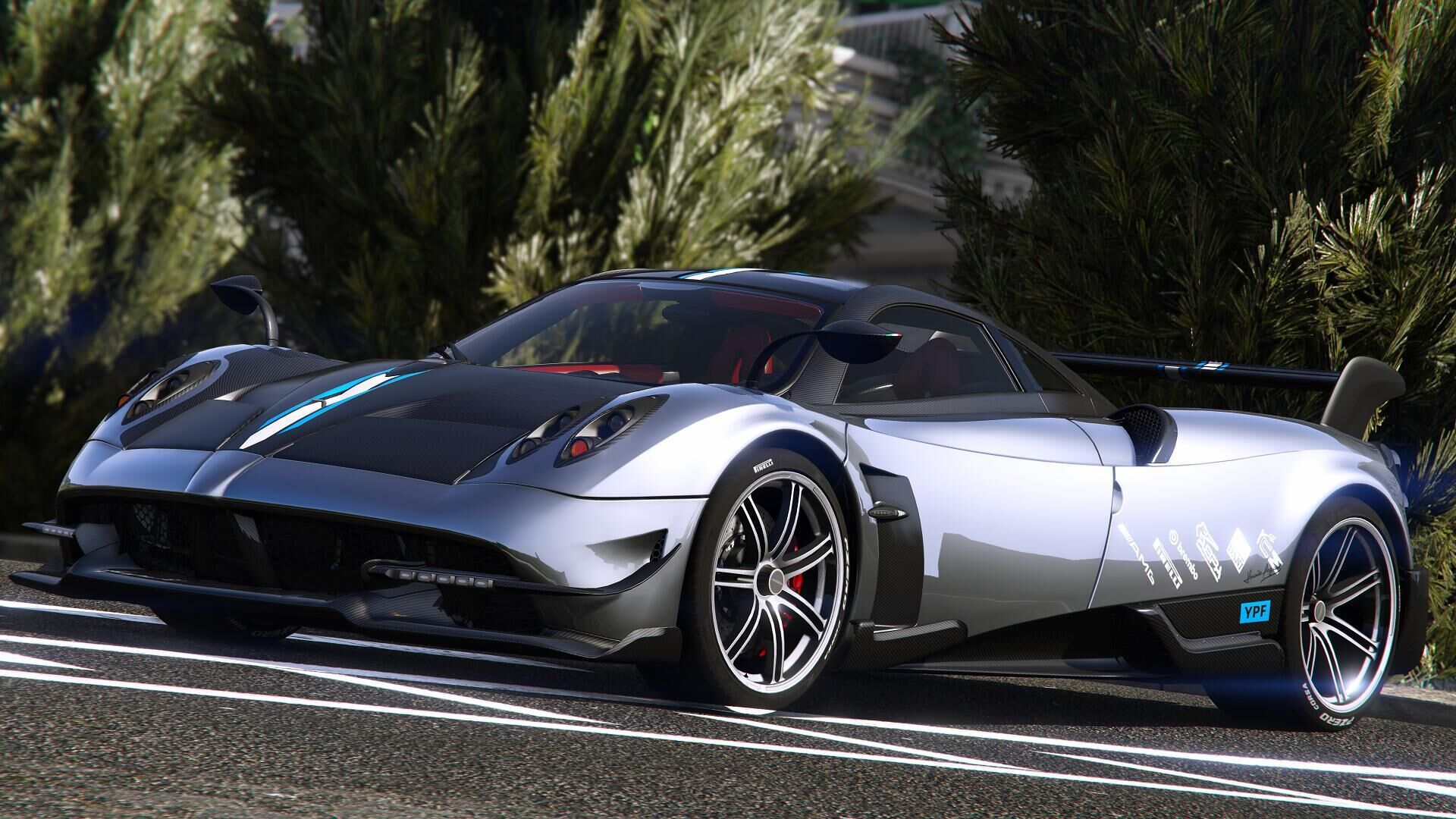 pagani huayra bc wallpapers backgrounds. Black Bedroom Furniture Sets. Home Design Ideas