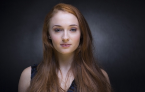 Sophie Turner HD Background