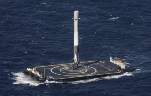Spacex Background