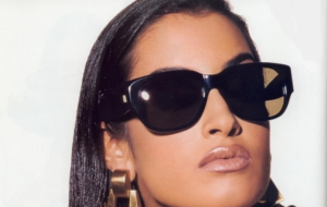 Yasmeen Ghauri Ultra HD Wallpaper