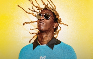 Young Thug HD Background
